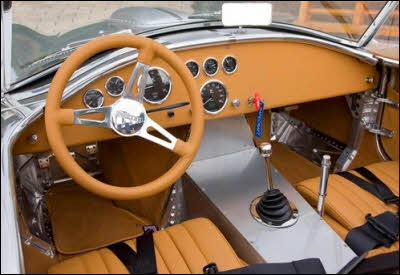 Aluminum Cobra Interior