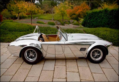 Aluminum Cobra Side View