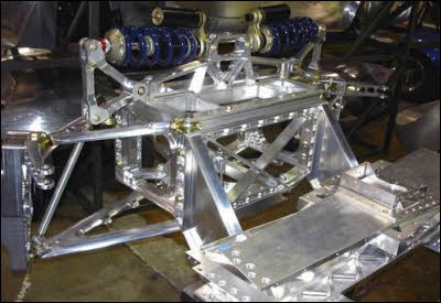 Aluminum Cobra Suspension