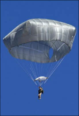 Army T-11 Parachute