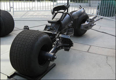 BatPod Motorcycle
