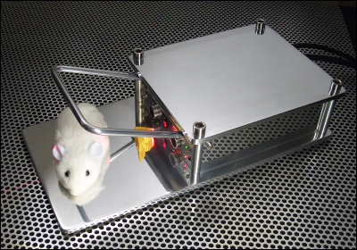 Better Mousetrap with White Mouse