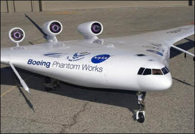 Drone Aircraft on Nasa X48 Drone Aircraft   Telovation Com