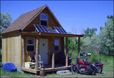Build A Cabin - Home Ownership on the Cheap