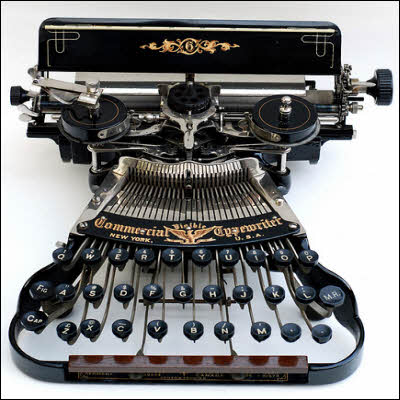 Commercial Visible Typewriter Co