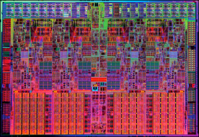 45nm-based Core i7 packs all four cores on a single die