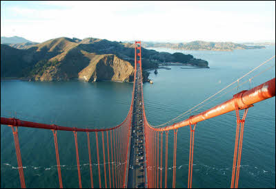 Golden Gate Bridge Photos