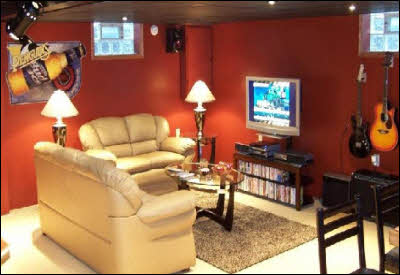 Great Man Cave