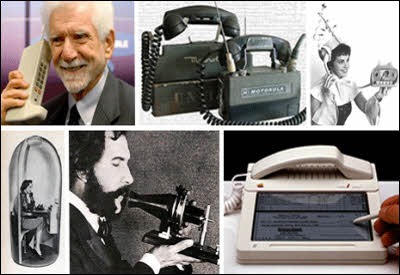 The History of Phones