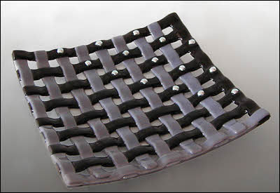 How to Weave Glass