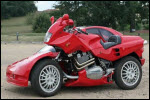 Hybrid Car Motorcycle