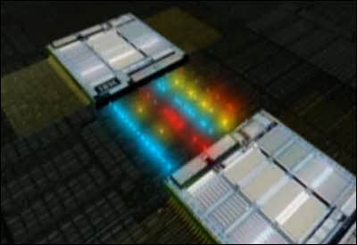 IBM replaces copper wires with pulses of light