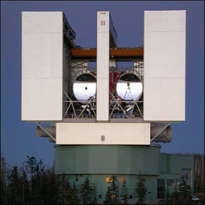 Largest Optical Telescope