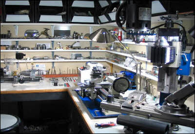 organized modeling workbench