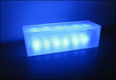 Music Sensitive LED Box