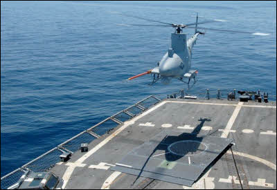 Navy Helicopter Drone