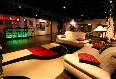 Nightclub Man Cave