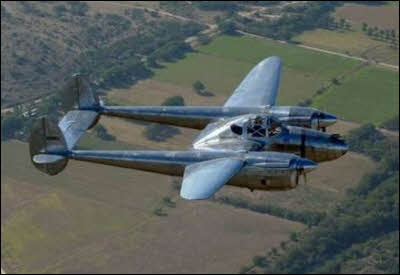 81-Year-Old Builds P-38 Fighter Plane