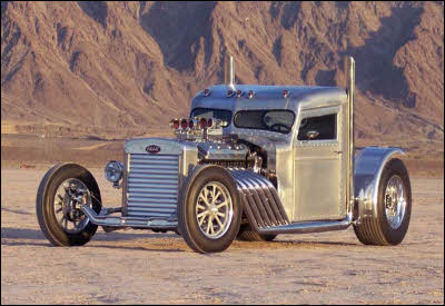 Peterbilt Roadster