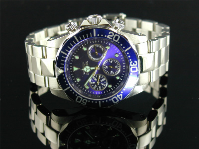 Sample Photo Invicta Watch