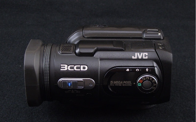 Sample Photo - JVC Video Camera