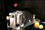 Robotic Blower Defies Gravity
