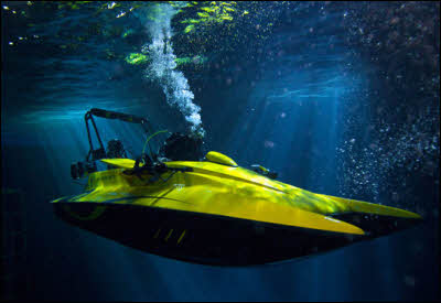 Scubacraft Submersible