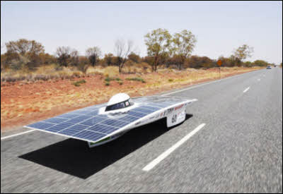 Solar Car Technology