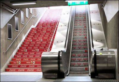 Stairs Advertisements