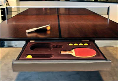 best ping pong table stiga